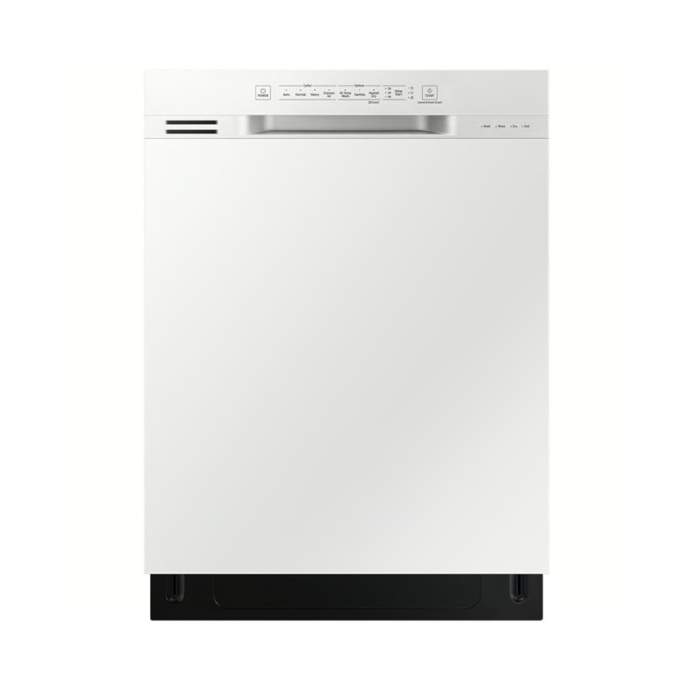Samsung Front Control Dishwasher with Hybrid Interior - DW80N3030UW