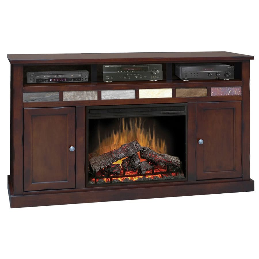 Legends Santa Fe Console - with Fireplace