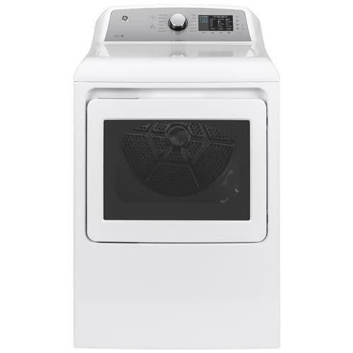 GE 7.4 cu. ft. Electric Vented Dryer- GTD72EBSNWS