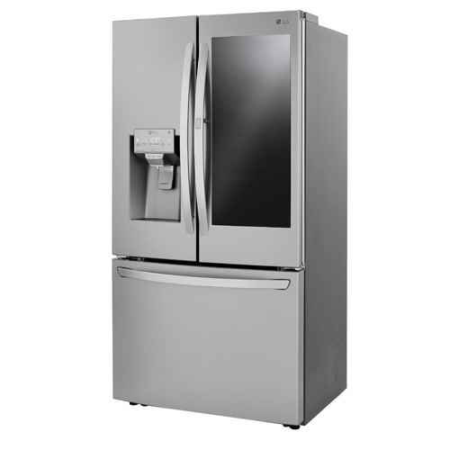 LG 30 cu. ft. InstaView™ French Door Refrigerator - LRFVS3006S