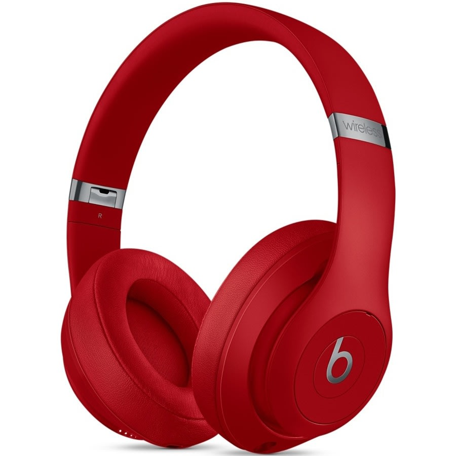 Beats by Dr. Dre Studio3 Wireless Headphones - Red - MQD02LLA