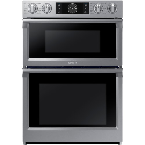 """Samsung 30"""" Flex Duo™ Microwave Combination Wall Oven - NQ70M7770DS"""