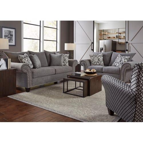 Paris Living Room - Sleeper Sofa & Loveseat