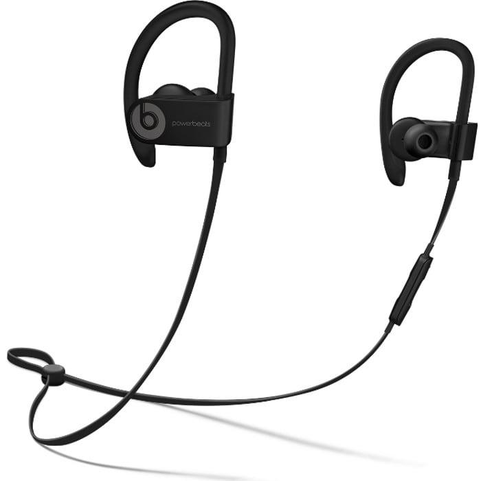 Beats by Dr. Dre Powerbeats3 Wireless Earphones - Black - ML8V2LLA