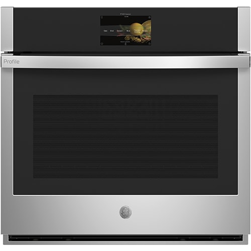 """GE Profile 30"""" Wi-Fi Wall Oven - PTS7000SNSS"""