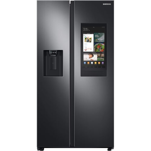 Samsung 26.7 cu. ft. Family Hub Side by Side Smart Refrigerator - RS27T5561SG