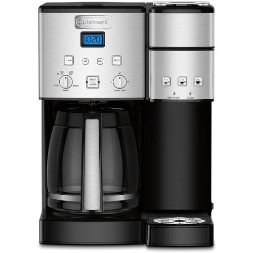 Cuisinart Coffee Center 12-Cup + Single Serve
