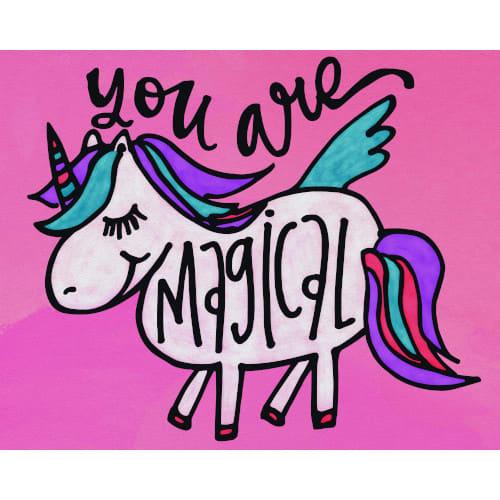 Youth Magical Unicorn - WB1447