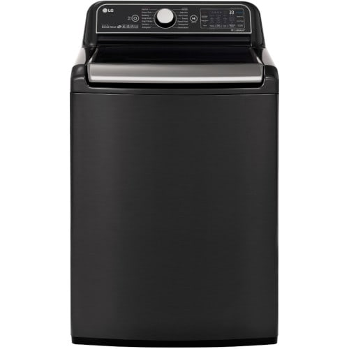 LG 5.5 Cu. Ft. Smart Wi-Fi Enabled Top Load Washer with TurboWash3D™ Technology   - WT7900HBA