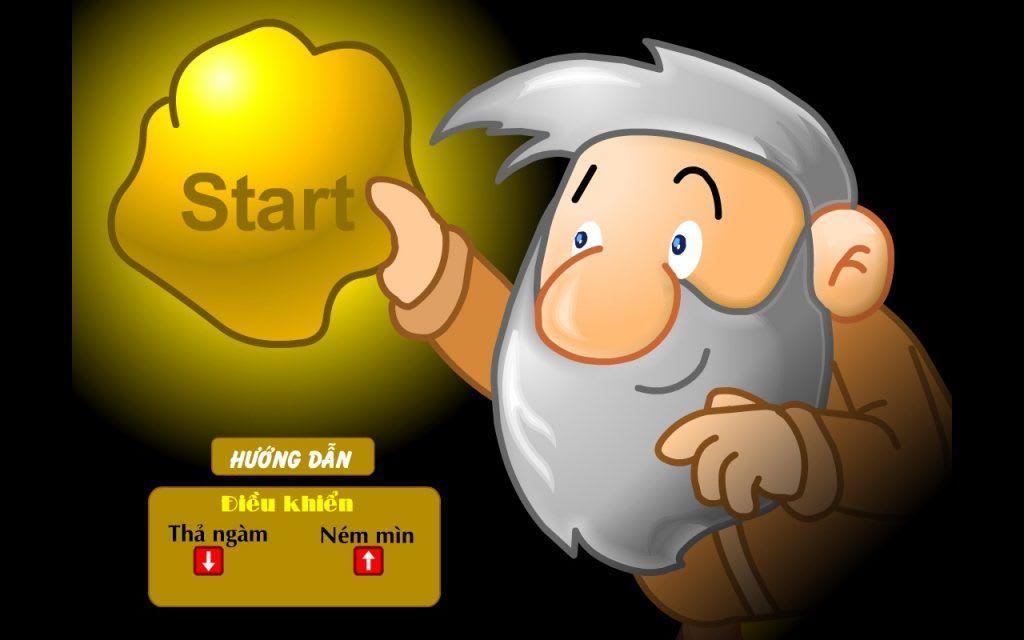 Hướng dẫn cách chơi game đào vàng online cực hay