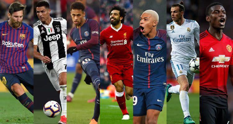 ngôi sao bóng đá