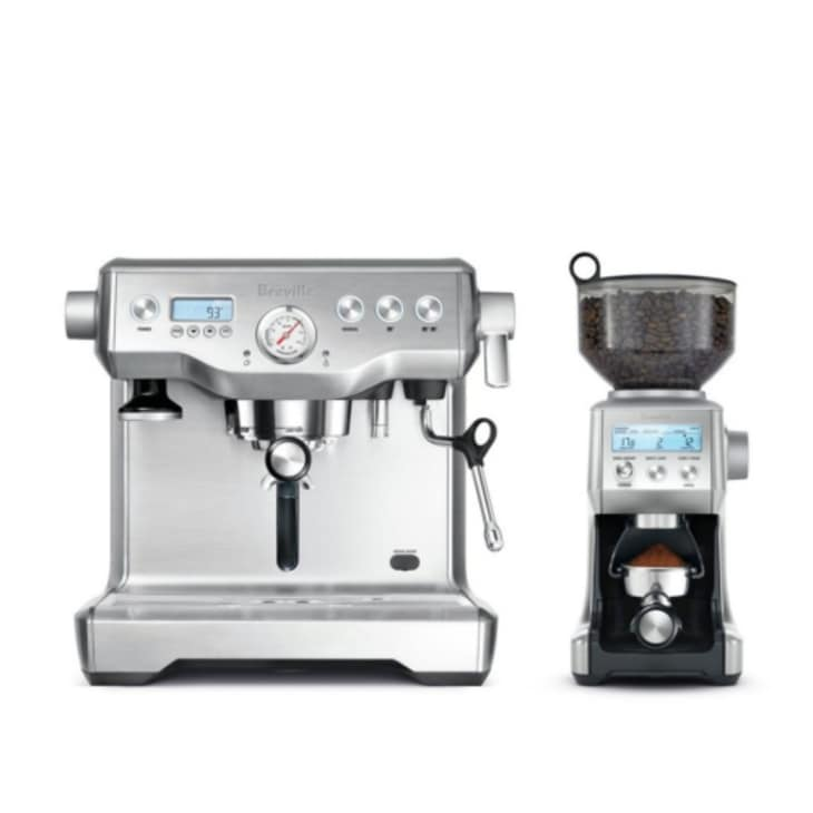 Breville the Dynamic Duo™ Dual Boiler with Smart Grinder Pro