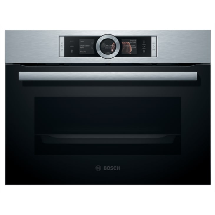 Bosch Built-In Combination Steam Oven