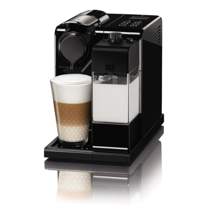 Delonghi Nespresso Lattissima Touch Coffee Machine Black - Homezone Store Only