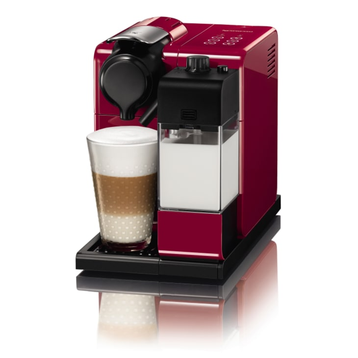 Delonghi Nespresso Latissima Touch Red - Botany Store Only