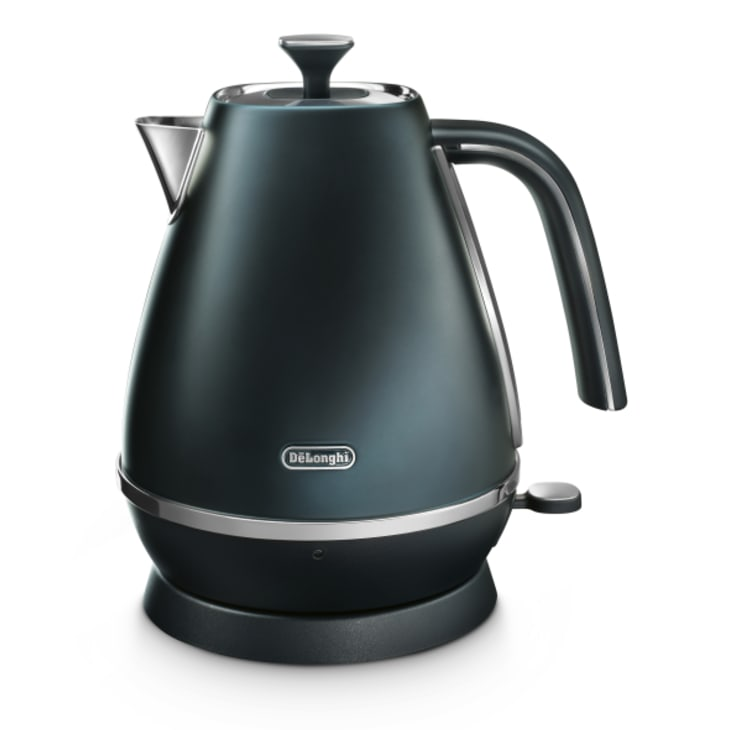 Delonghi Distinta Flair Kettle - Allure Green