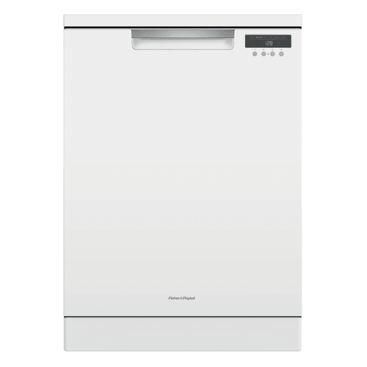 Fisher & Paykel Freestanding White Dishwasher