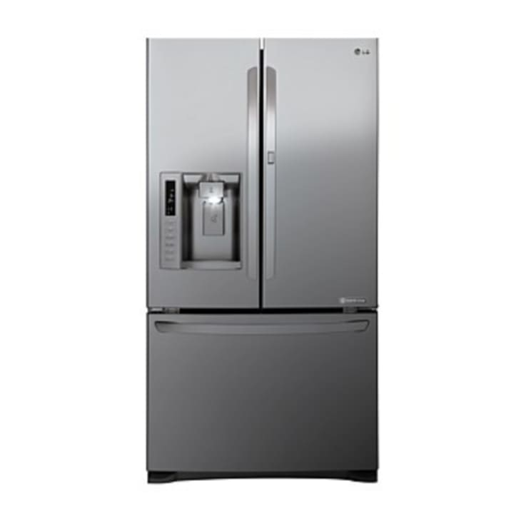 LG 613L French Door Ice & Water Refrigerator