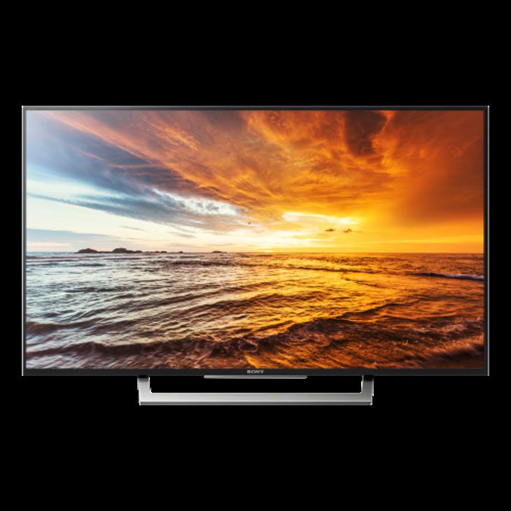 "Sony 43"" 4K Ultra HD LED-LCD TV -"