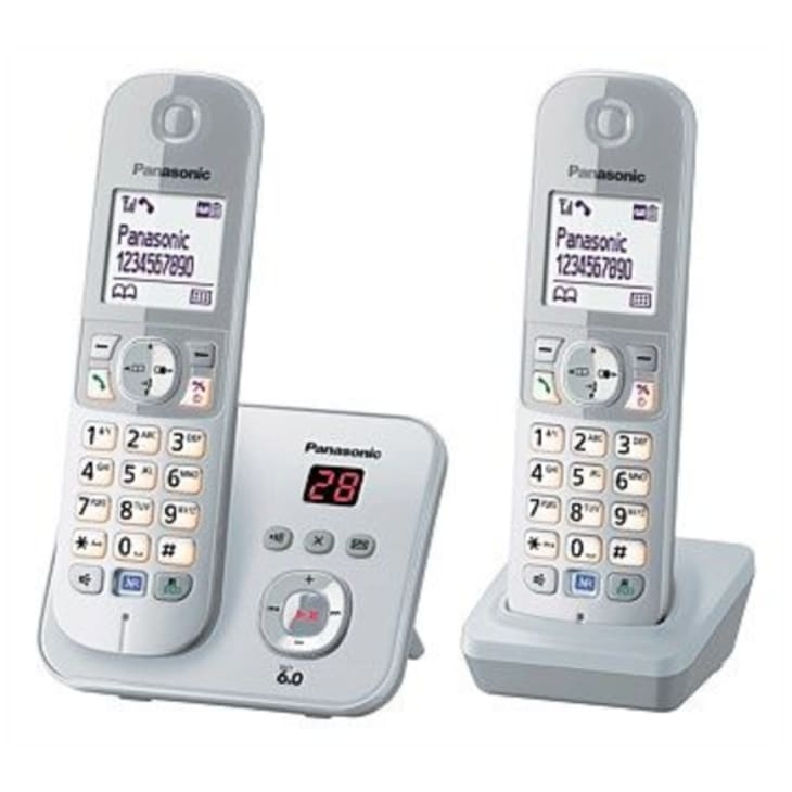 Panasonic Cordless Phone with Answerphone Twin Pack