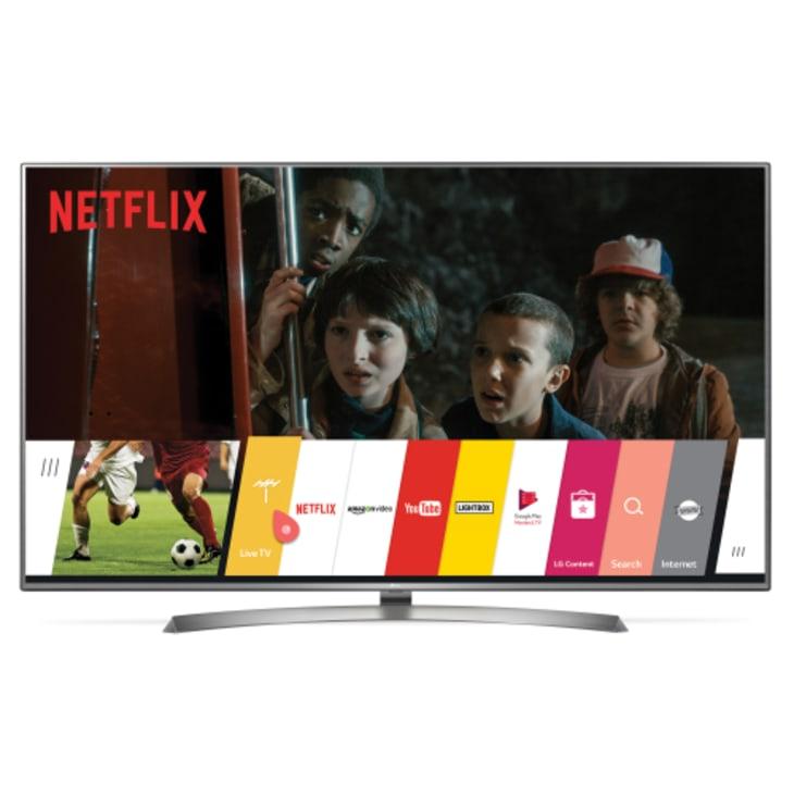 "LG 55"" 4K UHD LED Smart TV Dual Tuner"