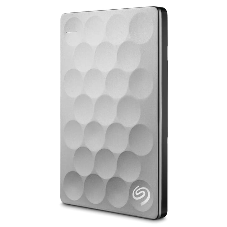 Seagate 1TB Backup Plus Ultra Slim Portable Drive