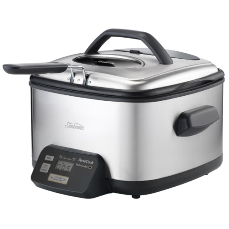 Sunbeam VersaCook™ Electronic Multi Cooker X5