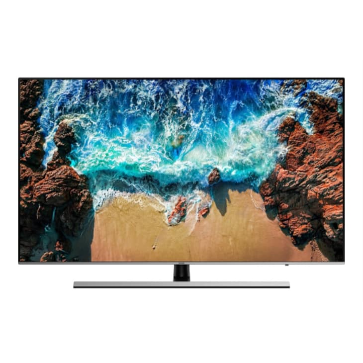 "Samsung 5 Samsung 82"" 4K UHD Smart TV Dual Tuner  Includes Bonus $1000 Gift Card"