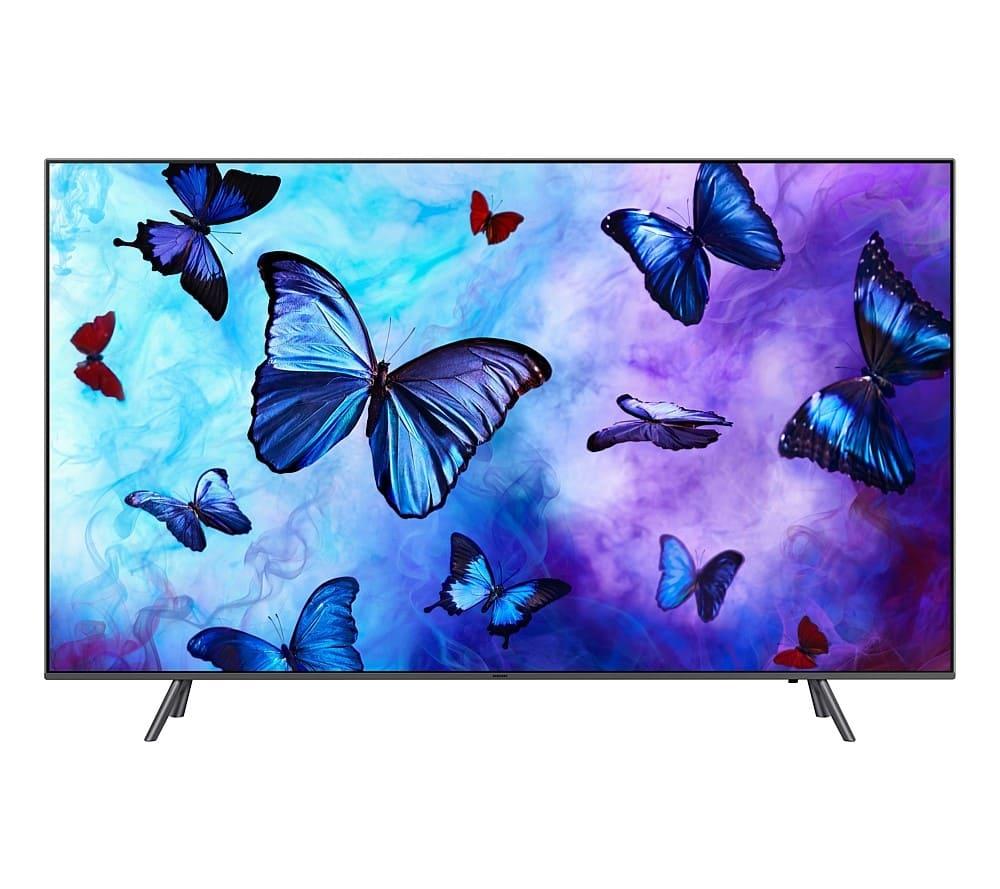 "Samsung 65"" 4K QLED Smart TV Dual Tuner"