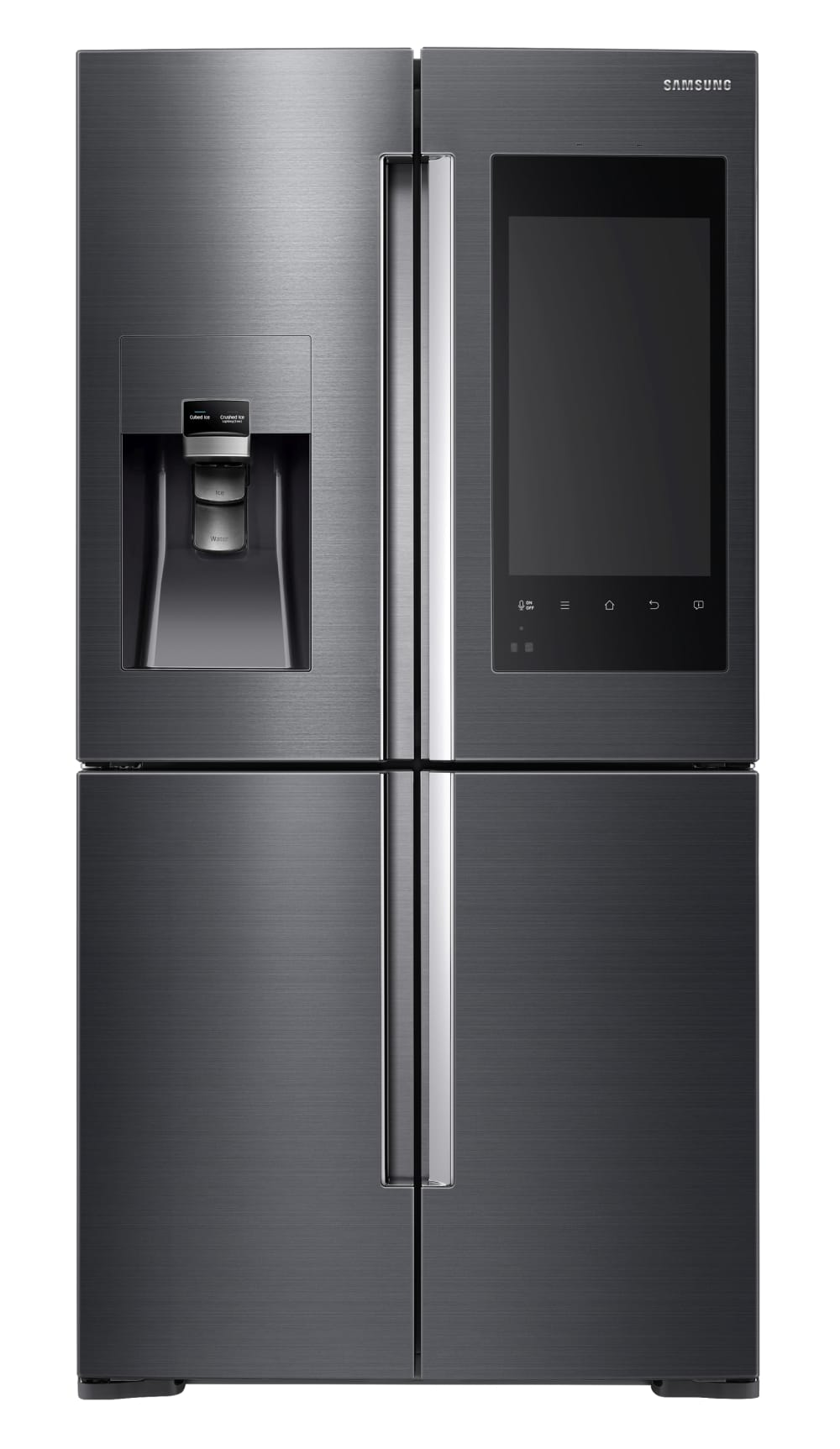 samsung 671l family hub 2 0 french door refrigerator. Black Bedroom Furniture Sets. Home Design Ideas