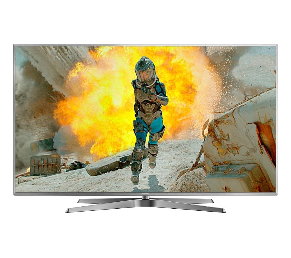 "Panasonic 75"" 4K UHD LED Smart TV Dual Tuner"
