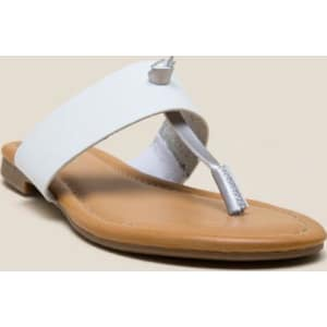 outlet where to buy cheap sale prices Pammy Wide Band Thong Sandal cheap shop outlet fake PS1uAcw