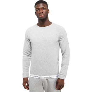 Calvin Sports Tape Klein Jd Sweatshirt From Grey Mens xqxTrc1wAa