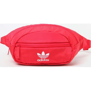 bd17a962163 adidas Mens National Red Waist Pack - Red White from PacSun.