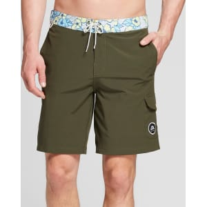 02a978b630 Men's 9 Caravan Board Shorts - Allyance Military 38 from Target.
