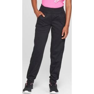 45156d894cae Girls  Tech Fleece Jogger - C9 Champion Black XS from Target.