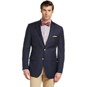 ee44eec32 Signature Collection Tailored Fit Solid Blazer CLEARANCE, by JoS. A ...