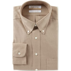 882782dceae9 Gold Label Roundtree & Yorke Non-Iron Full-Fit Button-Down Collar Striped  Dress Shirt