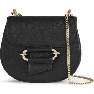 55284433b544 Reiss Maltby Mini - Mini Cross-Body Bag in Black from Reiss.