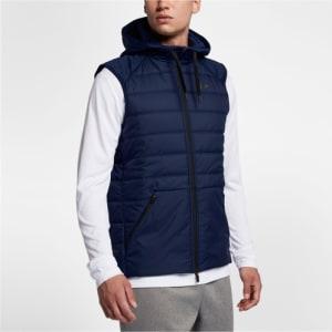 20c5e6f79f2c7 Nike Winterized Thermasphere Vest - Mens - Binary Blue/Binary Blue ...