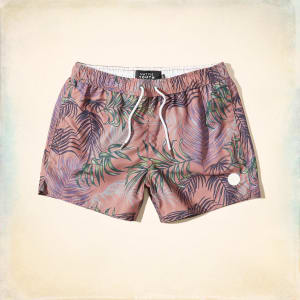 6142b84ece Native Youth Swim Trunks from Hollister Co..