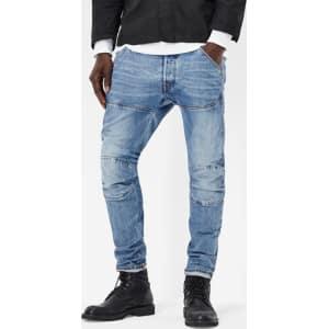 9de8197dfc9 5620 G-star Elwood 3D Slim Jeans from G-Star Raw.