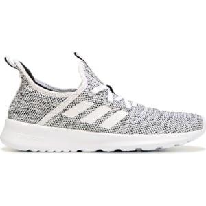31fb3669d8 Adidas Women's Cloudfoam Pure Sneakers (White/Black)