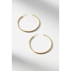 Anthropologie Savannah Hoop Earrings