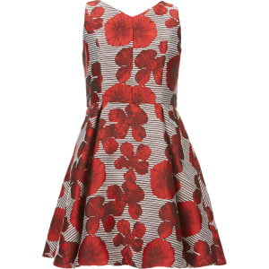 Gb Girls Social Little Girls 4-6x Floral Jacquard Fit-And-Flare Dress from  Dillard s. ce4e4e62d