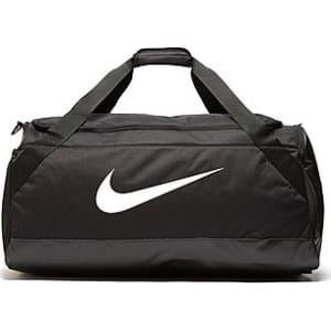 Nike Brasilia Large Duffle Bag - Black - Mens from JD Crosstown Running. 3a92cb38ed033