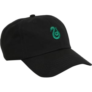 Harry Potter Slytherin Dad Cap from Hot Topic. 07fc0b60478