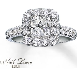 d05806aaf Neil Lane Engagement Ring 2 Ct Tw Diamonds 14k White Gold from Kay ...