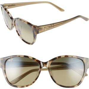 7556849beccf Women's Maui Jim Summer Time 54mm Polarizedplus2 Cat Eye Sunglasses ...