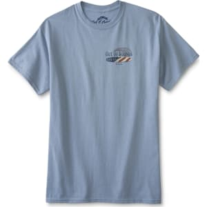 9fe4be09 Screen Tee Market Brands Men's Graphic T-Shirt - Usa & Surfboard ...